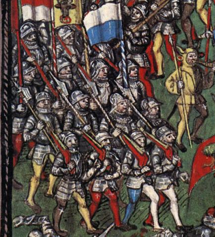 Arquebuse Suisse 1480 Luzern10