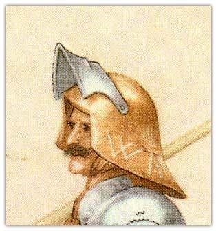 les casques peints XVe Salade10