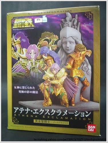 Statue Résine Saint Seiya: Athena Exclamation Attack - Page 5 10051810