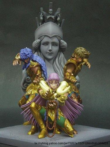 Statue Résine Saint Seiya: Athena Exclamation Attack - Page 5 10051811
