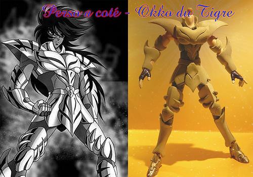 """Okko """"Chevalier du Tigre"""" 21987710"""