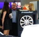 Les Hôtesses du Salon de l'Auto de Genève 2011 Genave11