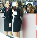 Les Hôtesses du Salon de l'Auto de Genève 2011 Genave14