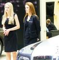 Les Hôtesses du Salon de l'Auto de Genève 2011 Genave45