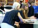 Les Hôtesses du Salon de l'Auto de Genève 2011 Genave48