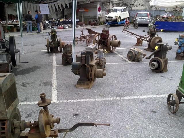 Feira de cacharros vellos Lugo 12062016