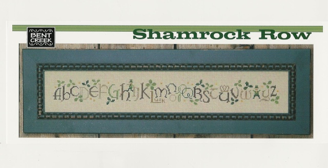 Shamrock row de Bent Creek Shamro10