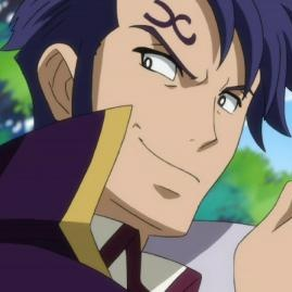 Fairy Tail - Personnages Bora10