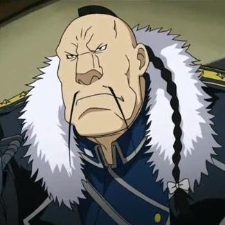 Fullmetal Alchemist Brotherhood - Personnages Buccan10