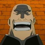 Fullmetal Alchemist - Personnages Conero10