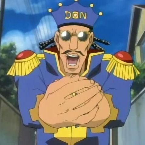 Bleach - Personnages Don_ka10