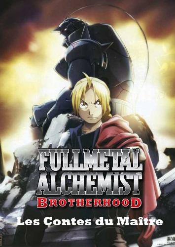 Fullmetal Alchemist Brotherhood: Les Contes du Maître - Version Originale Sous Titrée Français Fullme17