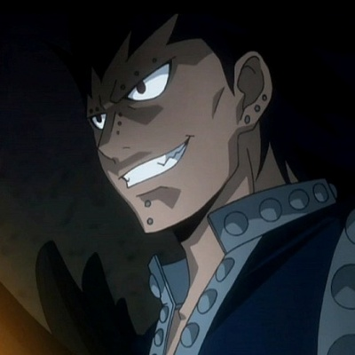 Fairy Tail - Personnages Gajil_10