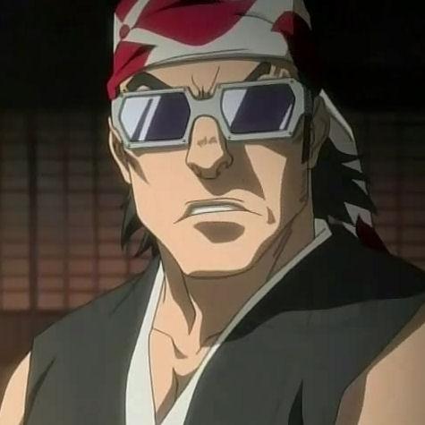 Bleach - Personnages Ganju10