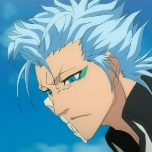 Bleach - Personnages Grimmj10