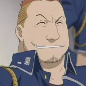 Fullmetal Alchemist - Personnages Heyman10