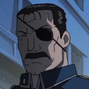 Fullmetal Alchemist - Personnages King_b10