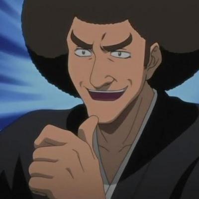 Bleach - Personnages Kuruma10