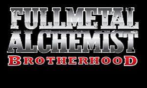 Fullmetal Alchemist Brotherhood: Simples Personnes - Histoire Logo-f12