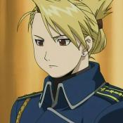 Fullmetal Alchemist - Personnages Riza_h10