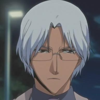 Bleach - Personnages Ryuken10