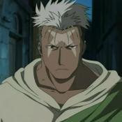 Fullmetal Alchemist - Personnages Scar10