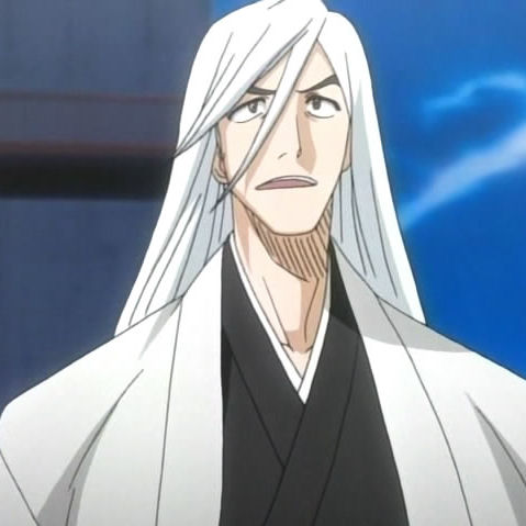 Bleach: The Diamond Dust Rebellion - Personnages Ukitak10