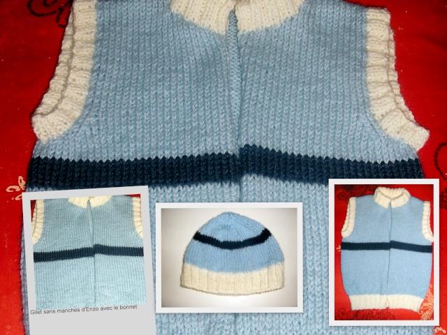 Derniers tricots Gilet_10