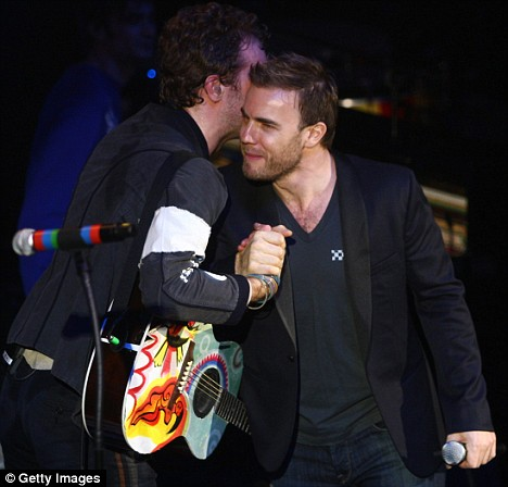 War Child concert (18.02.09) Gary/Coldplay Chris_11