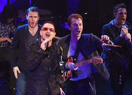 War Child concert (18.02.09) Gary/Coldplay Chris_12