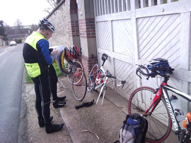 Le Cyclo Boulogne-Billancourt Samedi 27 mars 2010 Snc00126
