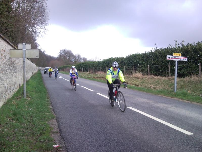 Le Cyclo Boulogne-Billancourt Samedi 27 mars 2010 Snc00127