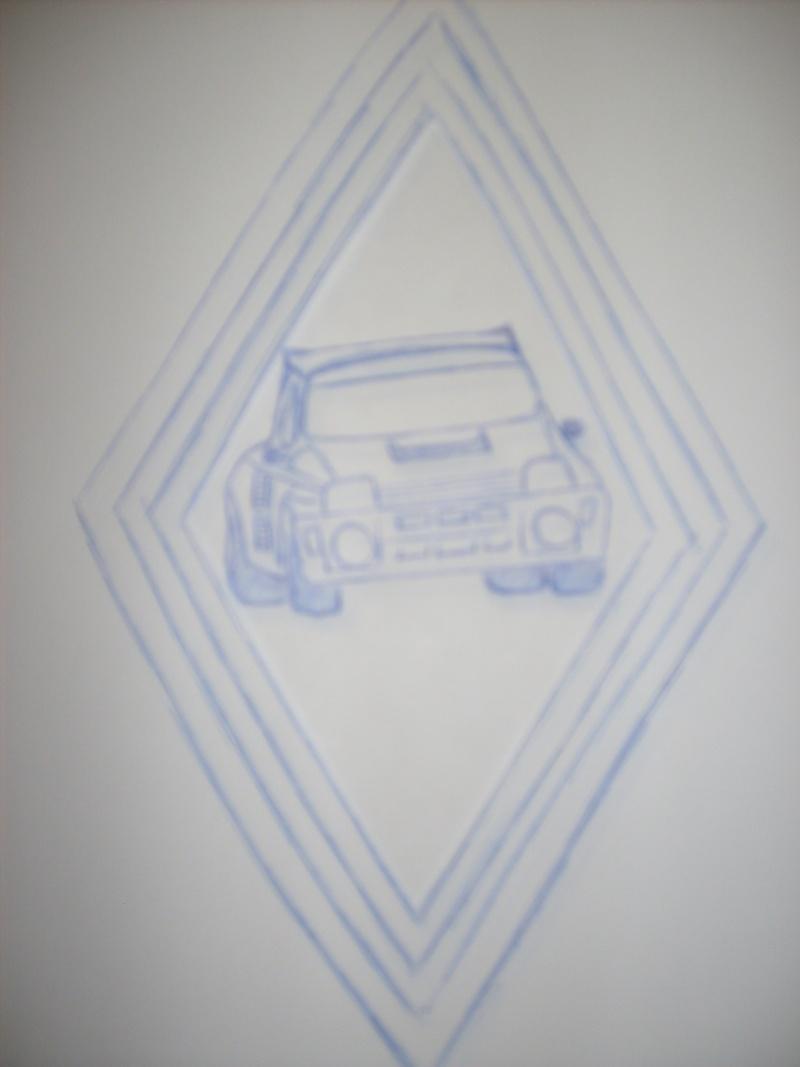 Concour de caricatures, dessins 5 turbo pour tee-shirt Logo_r11