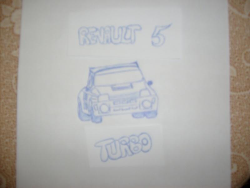 Concour de caricatures, dessins 5 turbo pour tee-shirt Logo_r12