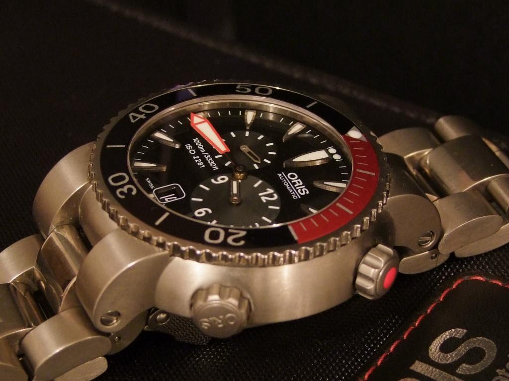 remplacement bracelet oris diver Oris_110