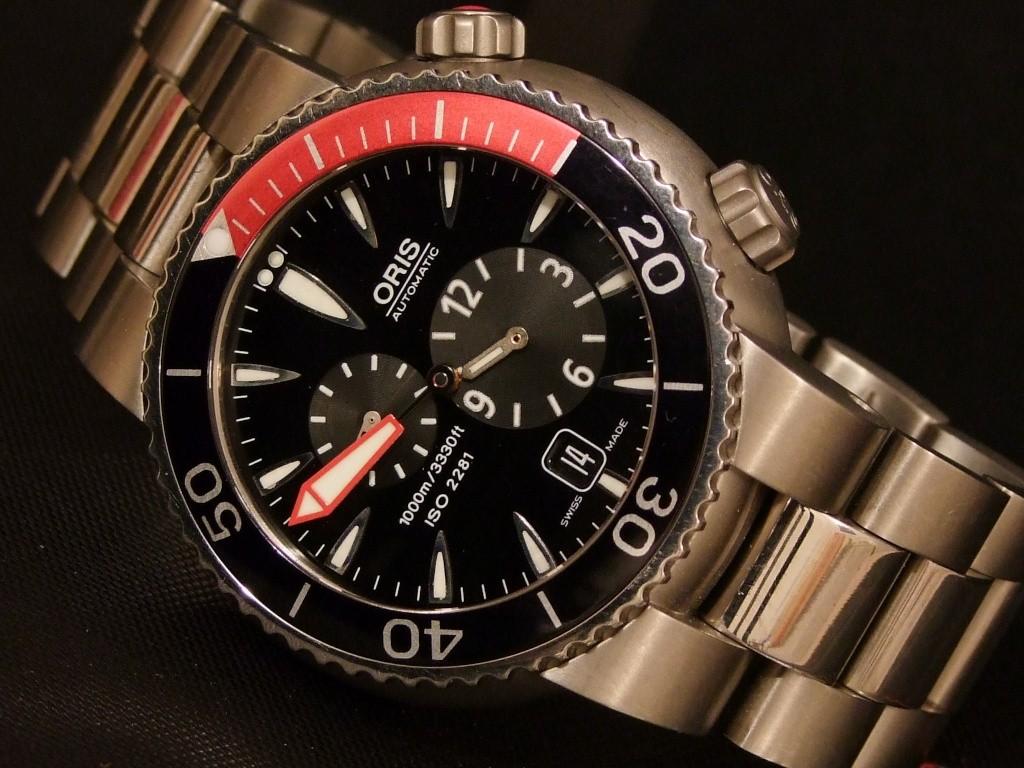 remplacement bracelet oris diver Oris_111