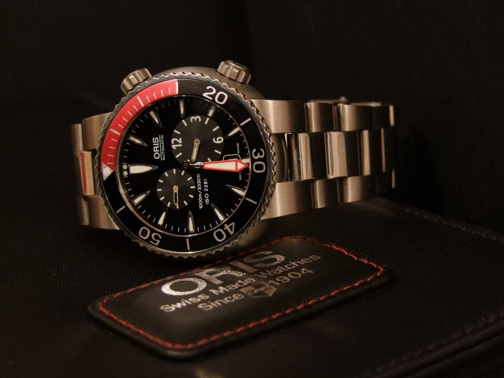 remplacement bracelet oris diver Oris_112