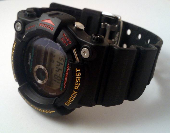 casio - Casio Frogman GW-200Z-1DR Final édition. Imag0329