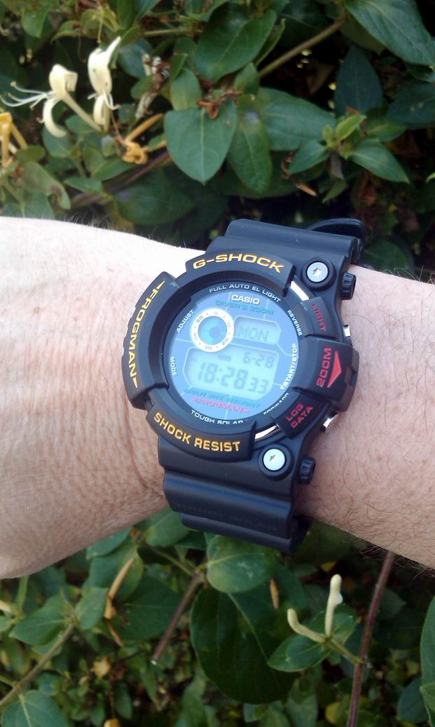 casio - Casio Frogman GW-200Z-1DR Final édition. Imag0330