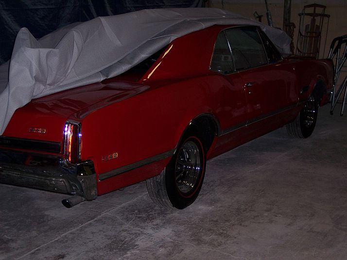 I took some pictures of the Olds family today.update motor pics 66442111
