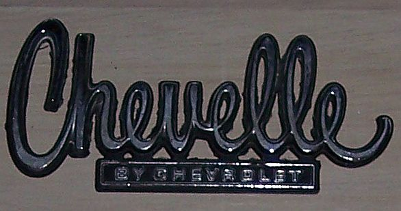 is this a 74 chevelle emblem for the trunk lid? 74vell10