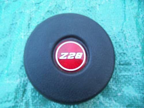 is this a laguna 4 spoke horn button emblem? Button14