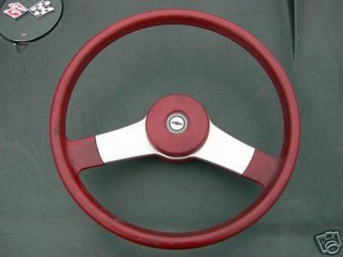 is this a laguna 4 spoke horn button emblem? Button15