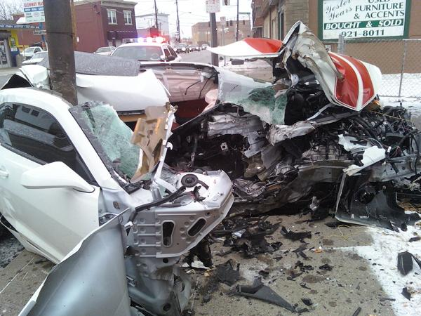 2010 camaro distroyed Cam310