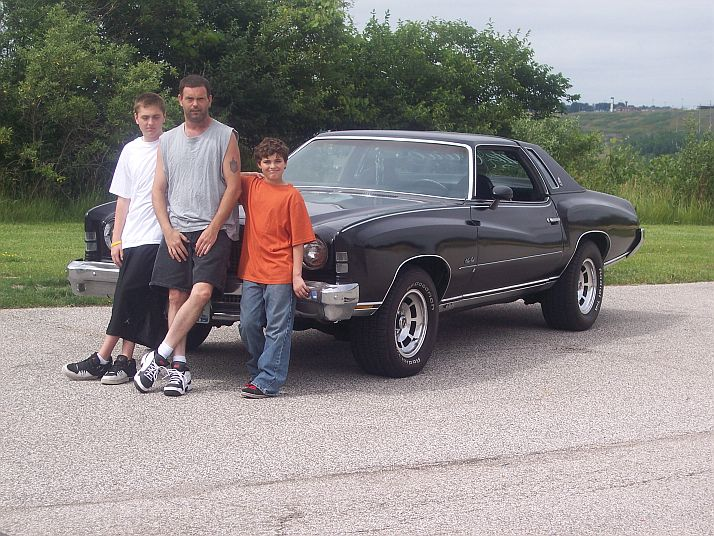 pics of the real owner of the olds Father10