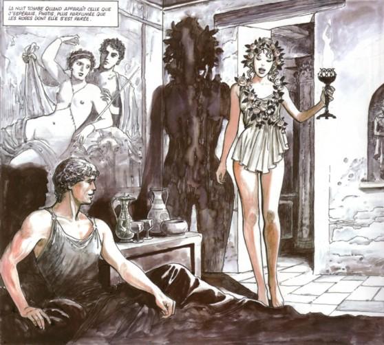 """Les gladiateurs dans """"Rome""""... la série. - Page 5 Lucius10"""