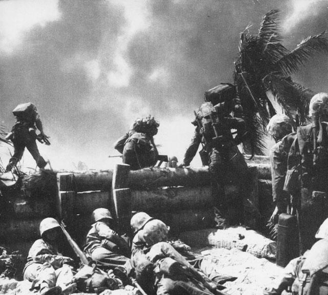 Tarawa 1943 Usmc-m10