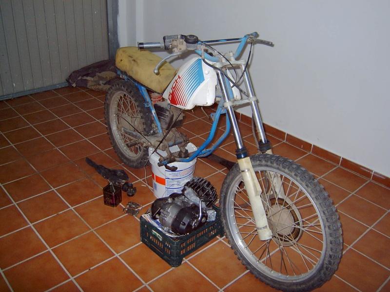 Puch Condor III - Blanca/Azul Pict0010