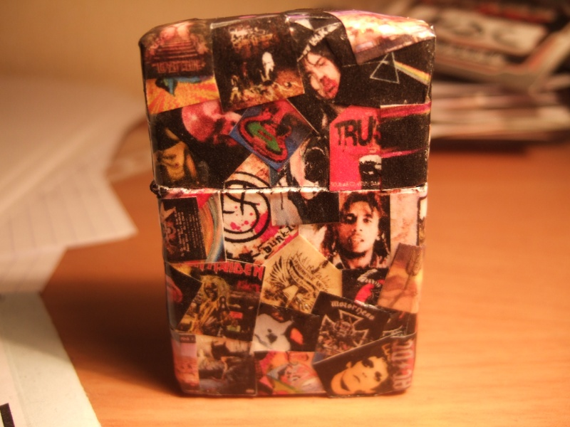 Zippo collage en bazar! Dscf2222