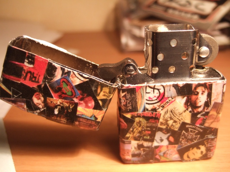 Zippo collage en bazar! Dscf2225